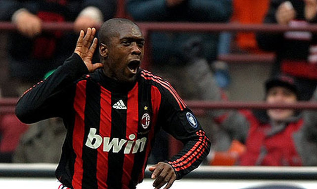 Clarence Seedorf  125 matches