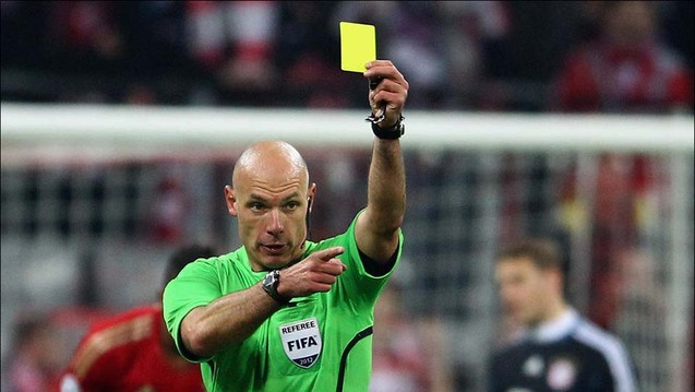 Howard Webb (United Kingdom)
