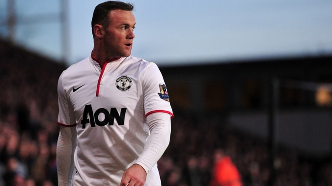 Wayne Rooney 26 million fans