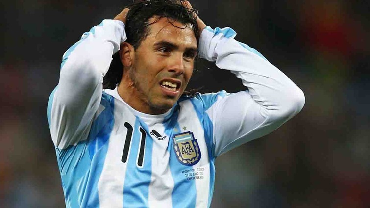 Carlos Tevez  Manchester United-Manchester City