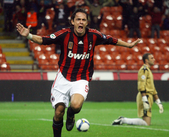 Filippo Inzaghi (Italy) - 46 goals